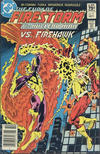 Cover for The Fury of Firestorm (DC, 1982 series) #17 [Canadian Newsstand Edition]