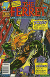 Cover Thumbnail for The Ferret (1993 series) #2 [Newsstand Edition]