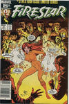 Cover Thumbnail for Firestar (1986 series) #3 [Canadian Newsstand Edition]