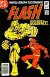 Cover for The Flash (DC, 1959 series) #315 [Newsstand Edition]