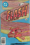 Cover for The Flash (DC, 1959 series) #316 [Newsstand Edition]