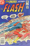 Cover for The Flash (DC, 1959 series) #319 [Canadian Newsstand]