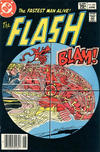 Cover Thumbnail for The Flash (1959 series) #322 [Canadian Newsstand Edition]