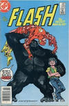 Cover for The Flash (DC, 1959 series) #330 [Newsstand Edition]