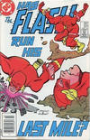 Cover for The Flash (DC, 1959 series) #331 [Canadian Newsstand Edition]