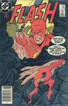 Cover Thumbnail for The Flash (1959 series) #336 [Canadian Newsstand Edition]