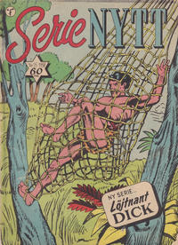 Cover Thumbnail for Serie-nytt [Serienytt] (Formatic, 1957 series) #15/1958