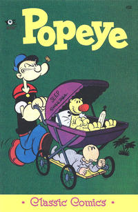 Cover Thumbnail for Classic Popeye (IDW, 2012 series) #53