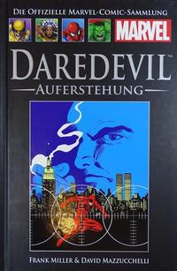 Cover Thumbnail for Die offizielle Marvel-Comic-Sammlung (Hachette [DE], 2013 series) #7 - Daredevil: Auferstehung
