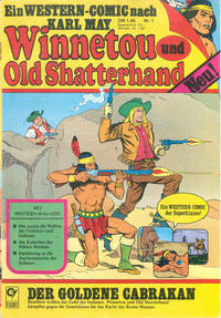 Cover Thumbnail for Winnetou und Old Shatterhand (Condor, 1977 series) #1