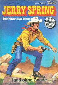 Cover Thumbnail for Jerry Spring (Bastei Verlag, 1978 series) #11