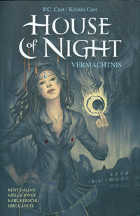 Cover Thumbnail for House of Night - Vermächtnis (Panini Deutschland, 2012 series)