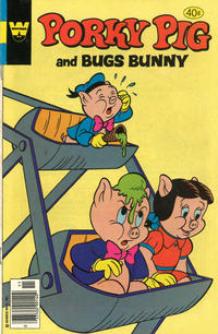 Cover Thumbnail for Porky Pig (Western, 1965 series) #92 [Whitman]