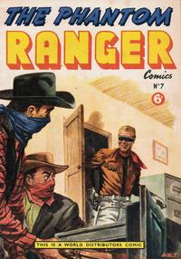 Cover Thumbnail for The Phantom Ranger (World Distributors, 1955 series) #7