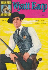 Cover Thumbnail for Fernseh Abenteuer (Tessloff, 1960 series) #65