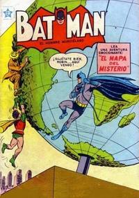 Cover Thumbnail for Batman (Editorial Novaro, 1954 series) #20