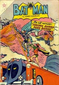 Cover Thumbnail for Batman (Editorial Novaro, 1954 series) #32