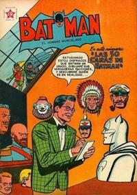 Cover Thumbnail for Batman (Editorial Novaro, 1954 series) #35