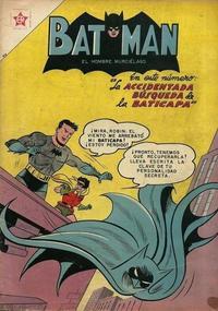 Cover Thumbnail for Batman (Editorial Novaro, 1954 series) #44