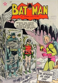 Cover Thumbnail for Batman (Editorial Novaro, 1954 series) #74