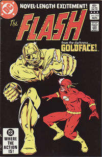 Cover Thumbnail for The Flash (DC, 1959 series) #315 [Direct Edition]
