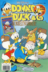 Cover Thumbnail for Donald Duck & Co (Hjemmet / Egmont, 1948 series) #40/1998
