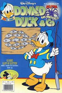 Cover Thumbnail for Donald Duck & Co (Hjemmet / Egmont, 1948 series) #45/1998