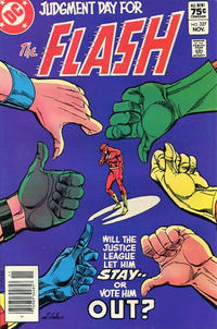 Cover Thumbnail for The Flash (DC, 1959 series) #327 [Canadian Newsstand Edition]