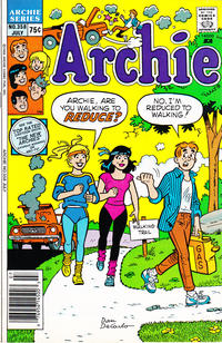 Cover Thumbnail for Archie (Archie, 1959 series) #358