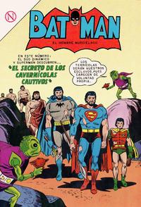Cover Thumbnail for Batman (Editorial Novaro, 1954 series) #224