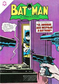 Cover Thumbnail for Batman (Editorial Novaro, 1954 series) #277