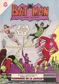 Cover Thumbnail for Batman (Editorial Novaro, 1954 series) #232