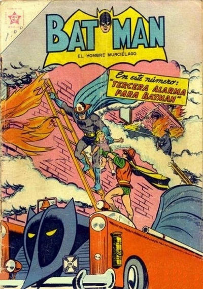 Cover for Batman (Editorial Novaro, 1954 series) #32