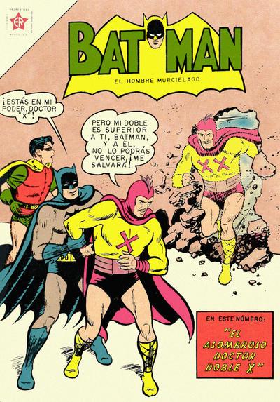 Cover for Batman (Editorial Novaro, 1954 series) #71