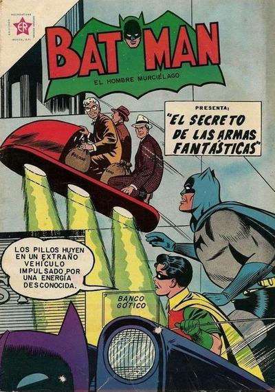 Cover for Batman (Editorial Novaro, 1954 series) #75