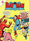 Cover for Batman (Editorial Novaro, 1954 series) #259