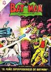 Cover for Batman (Editorial Novaro, 1954 series) #294