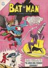 Cover for Batman (Editorial Novaro, 1954 series) #295