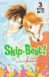 Cover for Skip Beat! 3-in-1 (Viz, 2012 series) #2 (4-5-6)