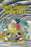 Cover for Walt Disney's Uncle Scrooge Adventures (Gladstone, 1987 series) #17 [Newsstand]
