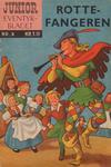 Cover for Junior Eventyrbladet [Eventyrbladet] (Illustrerte Klassikere / Williams Forlag, 1957 series) #3 - Rottefangeren