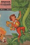 Cover for Junior Eventyrbladet [Eventyrbladet] (Illustrerte Klassikere / Williams Forlag, 1957 series) #16 - Jakob og bønnestengelen
