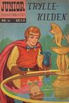 Cover for Junior Eventyrbladet [Eventyrbladet] (Illustrerte Klassikere / Williams Forlag, 1957 series) #21 - Tryllekilden