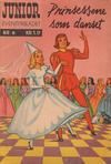 Cover for Junior Eventyrbladet [Eventyrbladet] (Illustrerte Klassikere / Williams Forlag, 1957 series) #9 - Prinsessene som danset