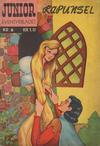 Cover for Junior Eventyrbladet [Eventyrbladet] (Illustrerte Klassikere / Williams Forlag, 1957 series) #8 - Rapunsel