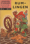 Cover for Junior Eventyrbladet [Eventyrbladet] (Illustrerte Klassikere / Williams Forlag, 1957 series) #4 - Rumlingen