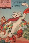 Cover for Junior Eventyrbladet [Eventyrbladet] (Illustrerte Klassikere / Williams Forlag, 1957 series) #5 - Katten med støvlene