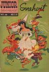Cover for Junior Eventyrbladet [Eventyrbladet] (Illustrerte Klassikere / Williams Forlag, 1957 series) #10 - Snehvit
