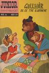 Cover for Junior Eventyrbladet [Eventyrbladet] (Illustrerte Klassikere / Williams Forlag, 1957 series) #15 - Gullhår og de tre bjørnene