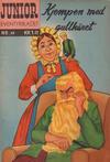 Cover for Junior Eventyrbladet [Eventyrbladet] (Illustrerte Klassikere / Williams Forlag, 1957 series) #19 - Kjempen med gullhåret